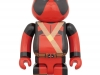Bearbrick-Large-Deadpool