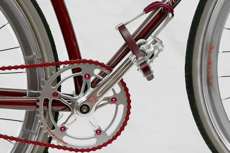 Montante Cicli For Maserati 8ctf Bicycle Lost In A