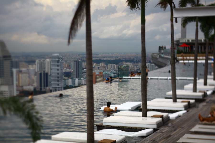 Quot Checking In Quot Hotel Review Marina Bay Sands Hotel
