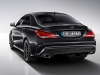Mercedes-Benz CLA 250 Edition 1 Kosmosschwarz 2013  /  Mercedes-Benz CLA 250 Edition 1 cosmos black 2013