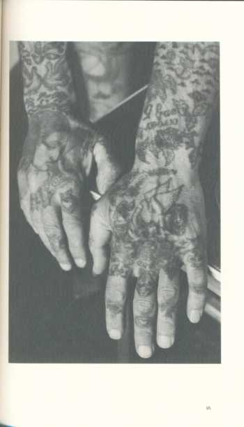Sergei Vasiliev - Russian Criminal Tattoo Encyclopedia Print No.18