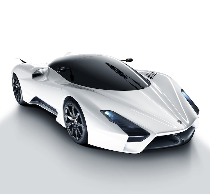 Shelby Supercars 2012 Next Generation