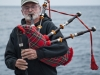 Captain Greg Elliot Bag pipes