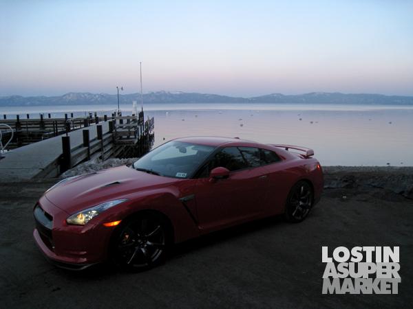 Nissan GT-Rd