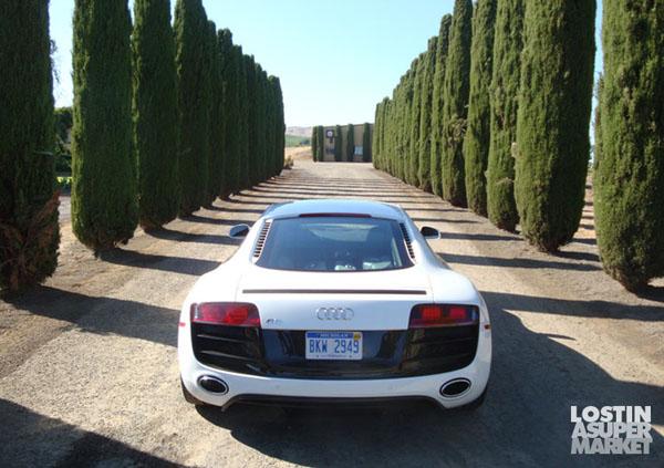 AudiR8d
