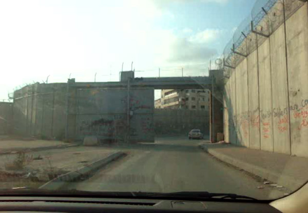 Palestine Security Fence