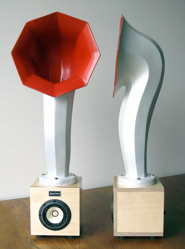 little-horn-speakers