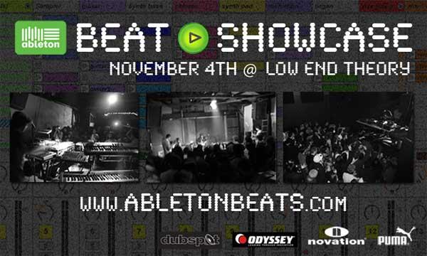 BeatShowcase