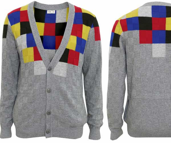 Folk-Button-Grey-Cardigan