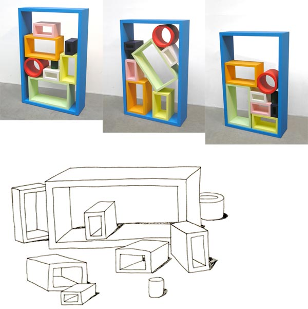 phi-bookcase