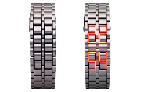 100-led-watch