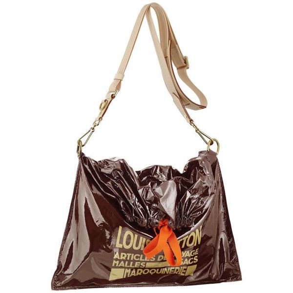 Lvbag lost in a supermarket - Louis vuitton trash bag ...