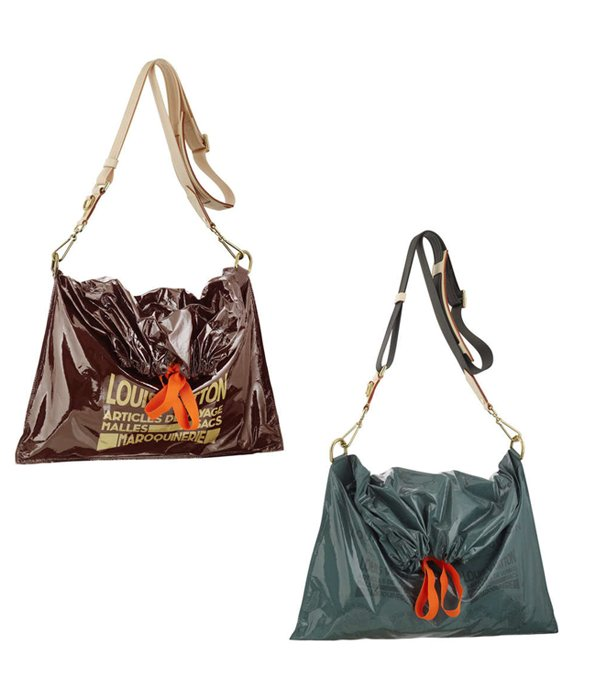 Louis Vuitton Trash Bag Purse Louis Trash Bag Purse One