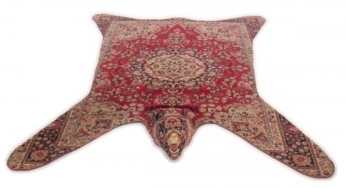 Bear Skin Persian Rug