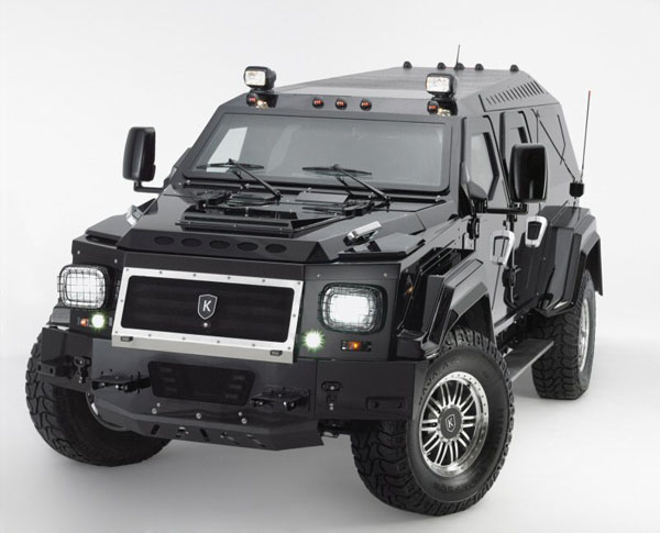 Conquest Vehicles Knight Xv Luxury Bulletproof Suv Lost In A
