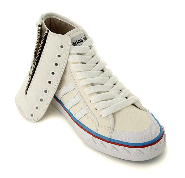 Adidas Originals Nizza Hi Fall 2010 OT Tech Collection. Adidas gets  technical. These ... 834596b1b619