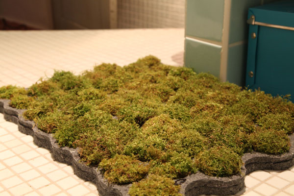 Imagine Walking Out Of The Shower And Feeling Moss Underneath Your Feet.  Take A Look Around. Youu0027re Not In A Forest. Youu0027re Actually In Your Own  Bathroom ...