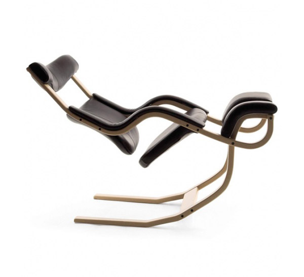 This Zero Gravity Rocking Chair Is One Of The More Interesting Looking  Chairs Weu0027ve Ever Covered. As They Write Of The All Natural Beach Wood Chair  (roughly ...