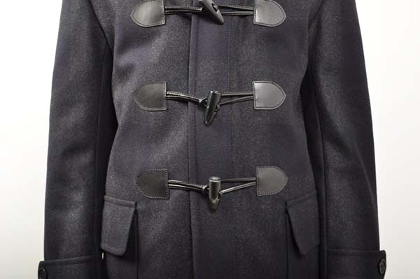 Paul Smith Duffle Coat   Lost In A Supermarket