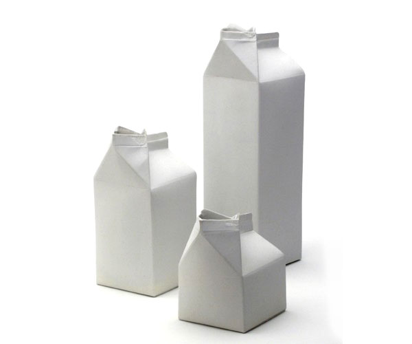 Open Milk Carton Renders a milk carton out