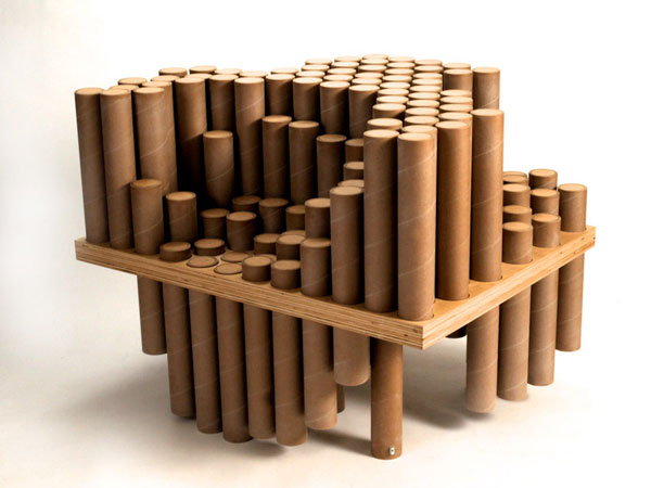 Play Jenga With Your Transformable Furniture Lost In A