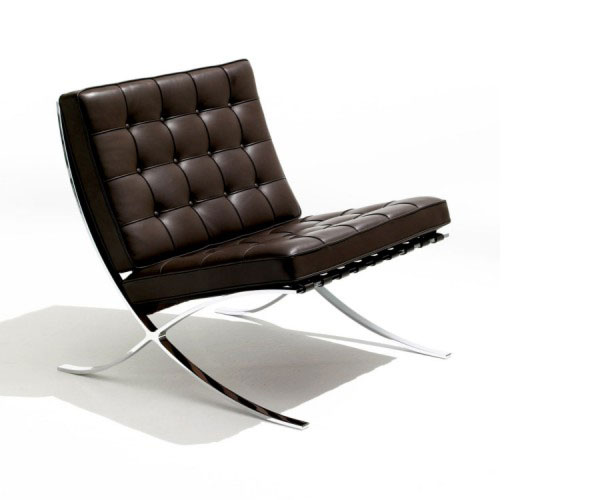 lilly reich furniture. Mies Van Der Rohe Was Originally Given Sole Credit For Designing The Barcelona Chair \u2014 One Of Most Famous And Timeless Icons Modernist Furniture Lilly Reich