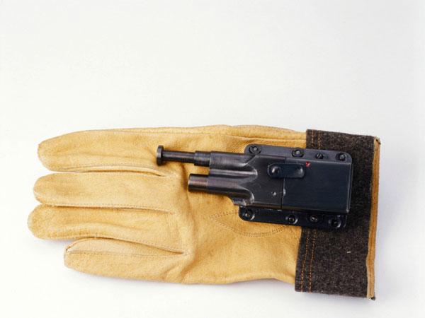 Pistol in anus photo 810
