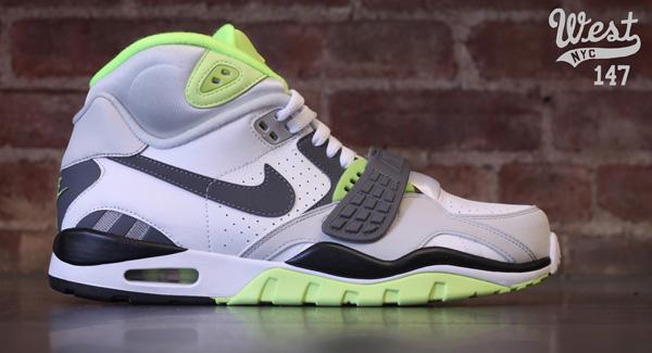 "sale retailer 47e5b 3b3da ... Nike ""Bo Jackson"" Air Trainer SC II after the Jump… via West NYC"