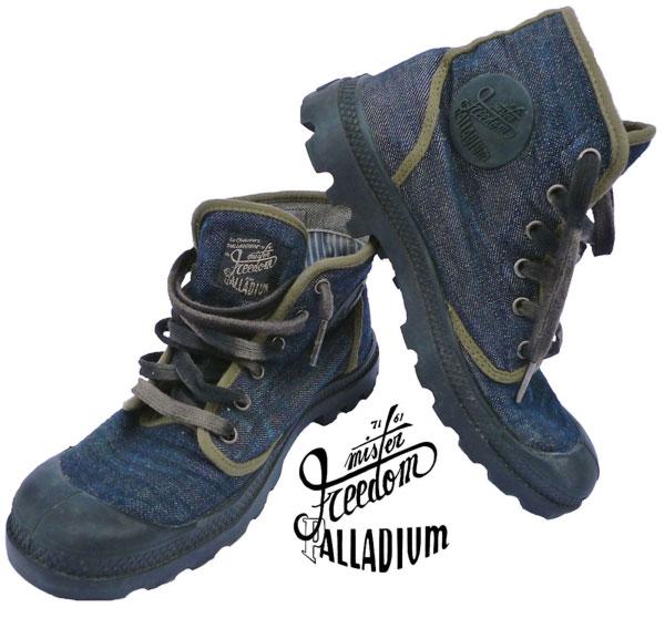 Palladium vs mister freedom palladenim military inspired boots