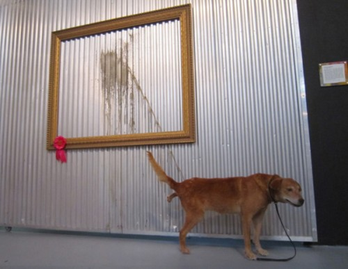banksy-peeing-dog