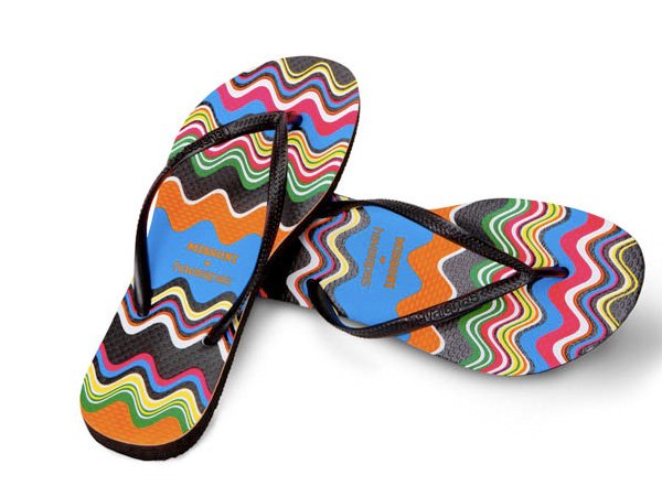 c487549d48ea3 Havaianas x Missoni Flip-flops