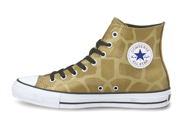 The Quot Ani Metallic Quot Converse Chuck Taylor All Star Sneakers