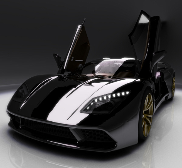 The Genty Akylone France Re Ignites Its Supercar Dreams Lost In A