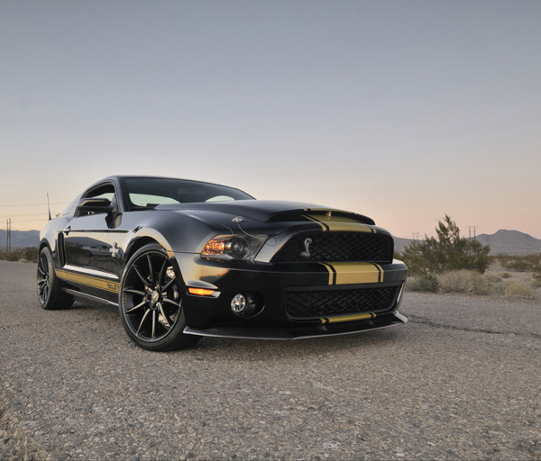 Shelby Gt Coupe: 2012 Shelby GT 50th Anniversary Edition Mustang: 800