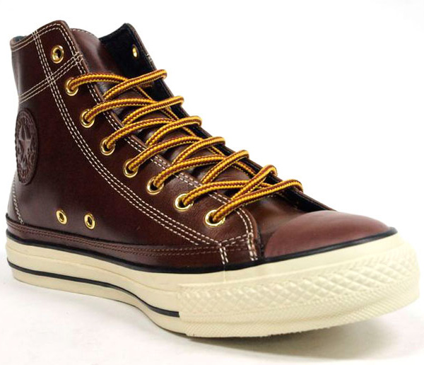 Converse Japan Oiled Hi Leather All Stars | Lost In A Supermarket