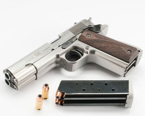 Arsenal-Firearms-Double-Barrel-1911-Pistol