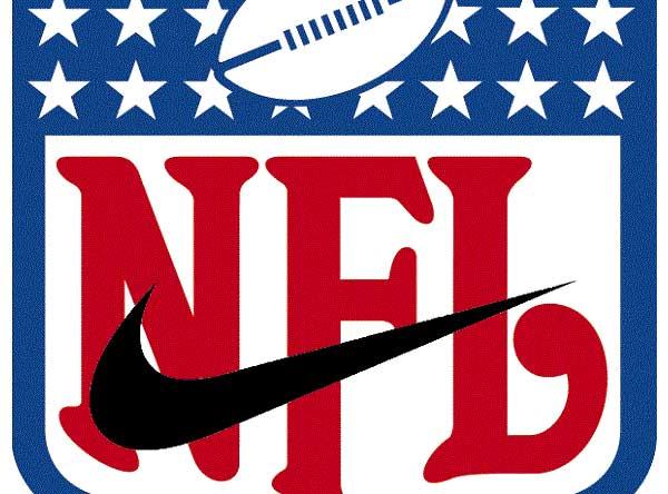 Nike Nfl Logo Lost In A Supermarket