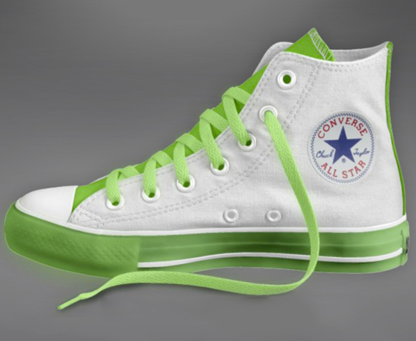 5e356cfb8f1e ... wholesale converse glow in the dark chuck taylor all star high top  sneakers 44ee4 d3c47