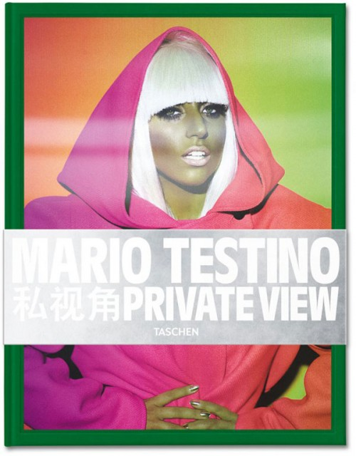 Mario Testino Photography Book - Mario Testino TASCHEN Book - Mario Testino Advertising Photography - Fashion Photographer Mario Testino