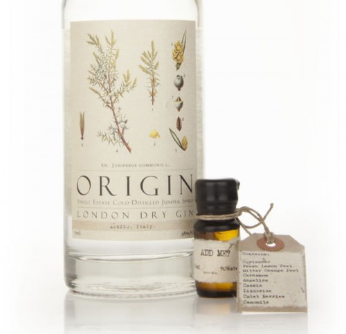 Masters of Malt Origin Range Gin - Origin Range Gin - Masters of Malt Liquor - Masters of Malt Juniper Gin