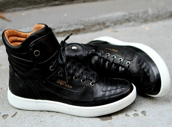 Puma by Alexander McQueen Joust & Street Climb High-Top ...