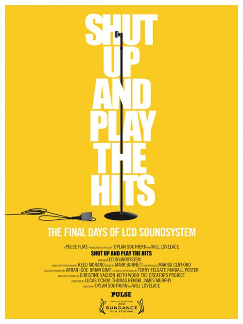 Purchase shut up and play the hits - shut up and play the hits lcd soundsystem - lcd soundsystem documentary - dance punk music documentary