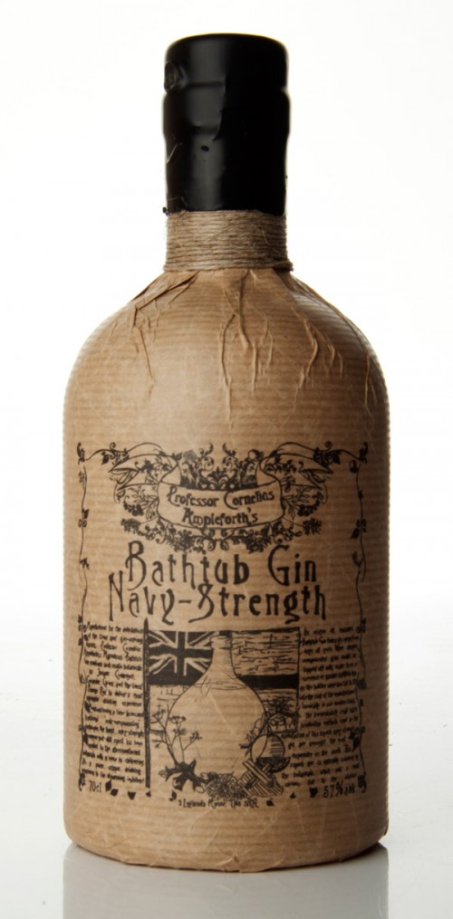 Master of Malt Bathtub Gin - Bathtub Gin - Master of Malt Navy Strength - Navy Strength Gin
