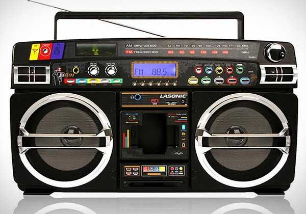 Lasonic bluetooth boombox images - Ghetto blaster lasonic i931 ...