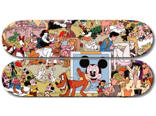 Disney-Orgy-Skateboard