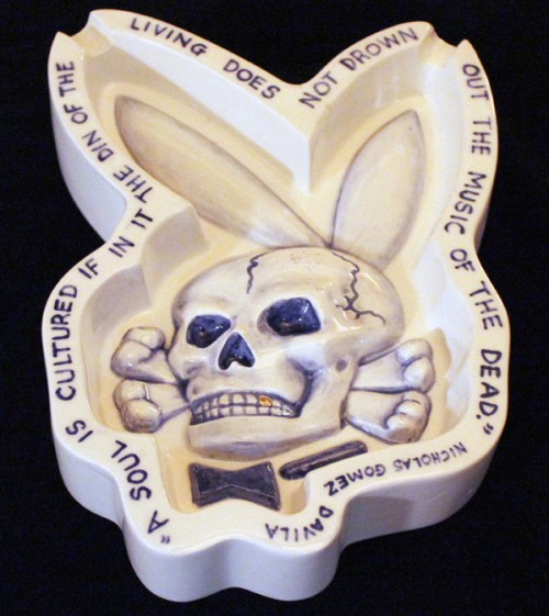 Krafft-Brunetti-Death-Bunny-Ashtray-FUCT-collaboration