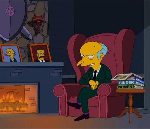 Mr-Burns-Endorse-Romney-Simpsons
