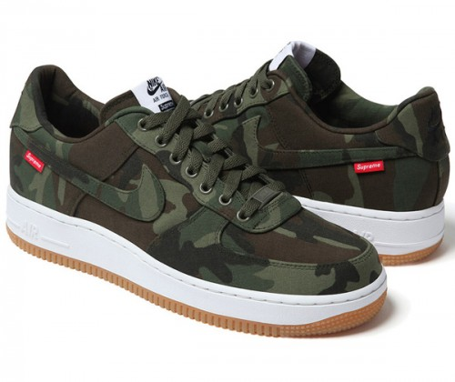 Surpeme-x-Nike-Air-Force-1-sneakers