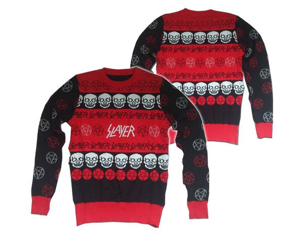 A Very Metal Christmas Slay The Season With Slayer S Holiday
