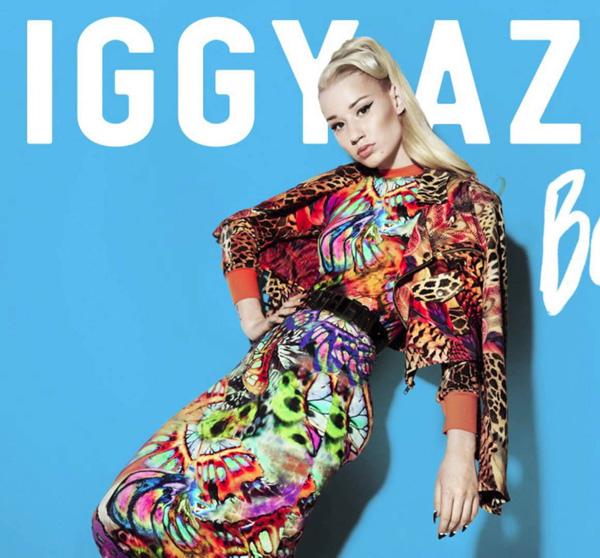 Iggy Azalea Bounce
